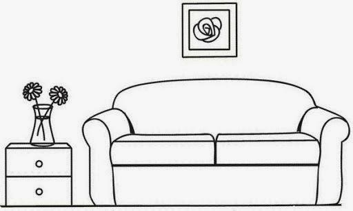 Maestra de Infantil: Casas. Dependencias y objetos de la casa para ...