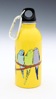 Earthlust Birds Bottle