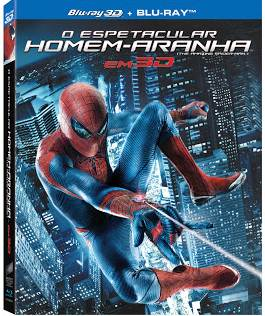Download O Espetacular Homem Aranha (2012) 3D Bluray 1080p Torrent Dublado