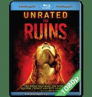 LAS RUINAS (2008) UNRATED FULL 1080P HD MKV ESPAÑOL ESPAÑA E INGLÉS