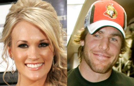 Carrie Underwood's husband traded. Engagement Ring ( Ottawa ) Images