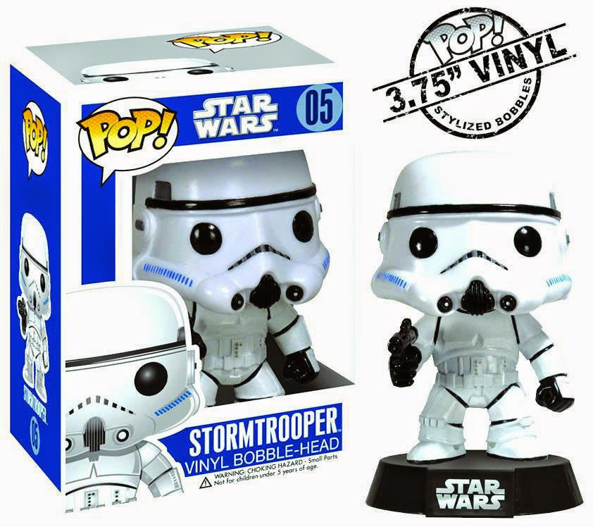 Cabezón Stormtrooper