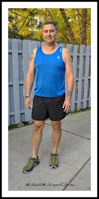 RaceReady LD Shorts + Running Singlet
