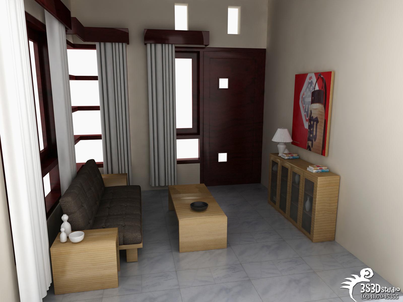 Design Interior Rumah: Interior Ruang Tamu 6