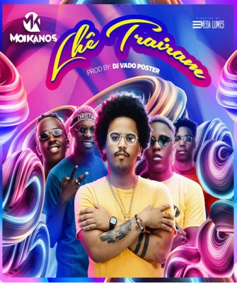 Os Moikanos - Lhe Trairam (Afro House) (Prod. Dj Vado Poster)