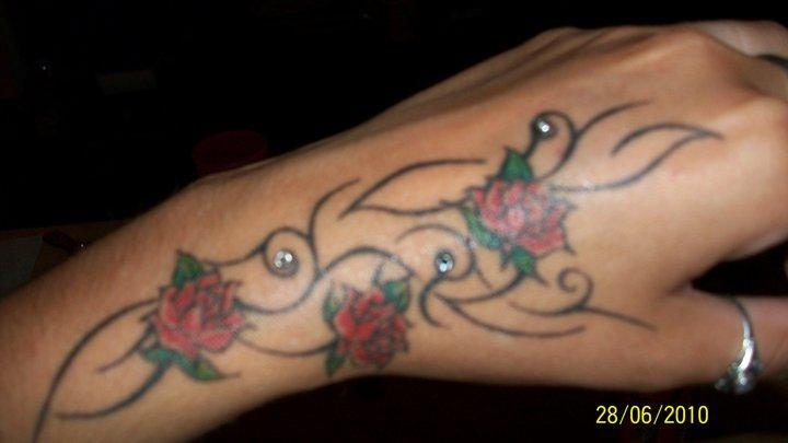 pin tattoo og dermal anchor piercing on pinterest