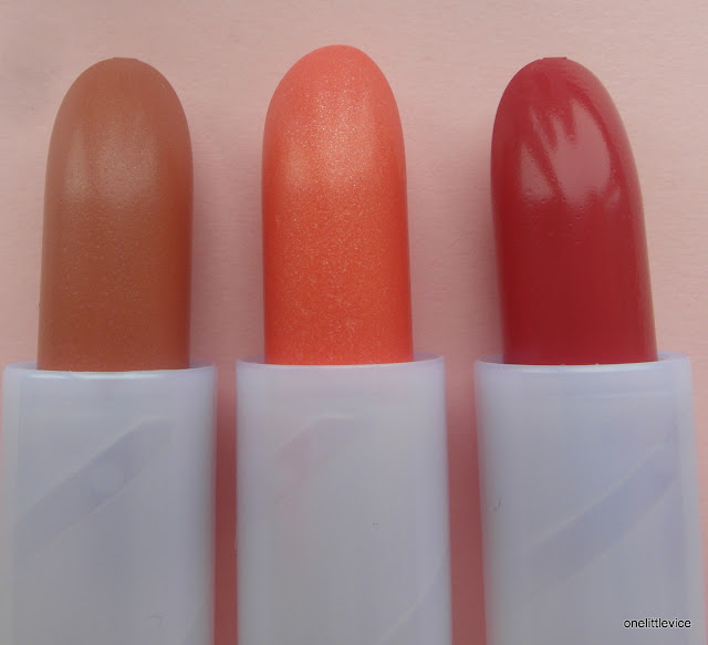 great cheap lipsticks opaque colour boots own brand sheer natural collection review swatch