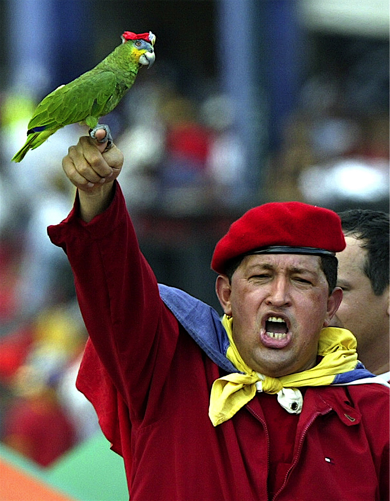 hugo chavez How venezuela's hugo chavez survived a coup in 2002.