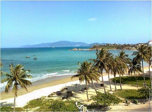 Cho thuê xe đi Sầm Sơn Thanh Hóa du lịch Biển 1
