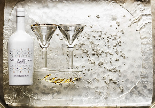 M&S white christmas cocktail