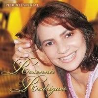 CD de - Rosennir Rodrigues – Pedido Especial