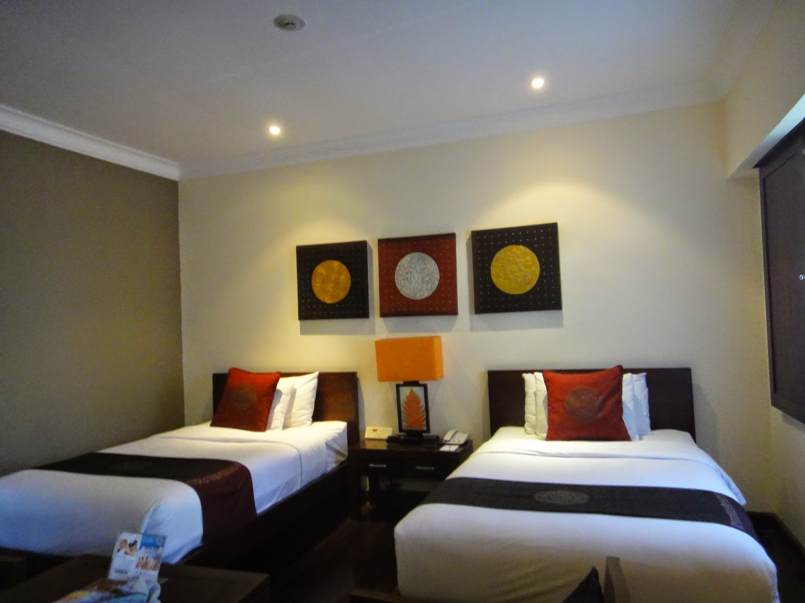 Aston Tanjong Benoa Twin Bedroom Bali Hotel