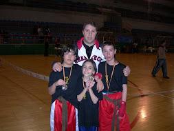 Campeonatos 2008