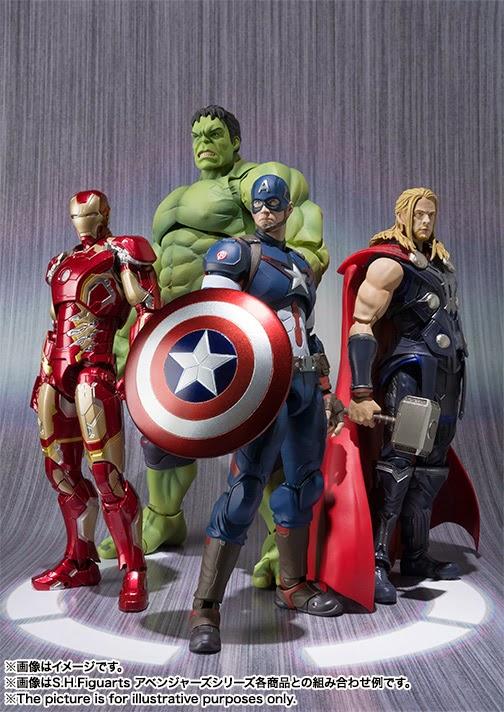 team avengers hulk
