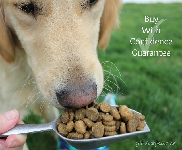 Natural Balance dog food buy with Confidence guarantee