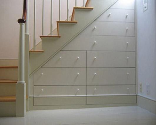 Cajones debajo de las escaleras escaleras bonitas y todo for Biblioteca debajo de la escalera