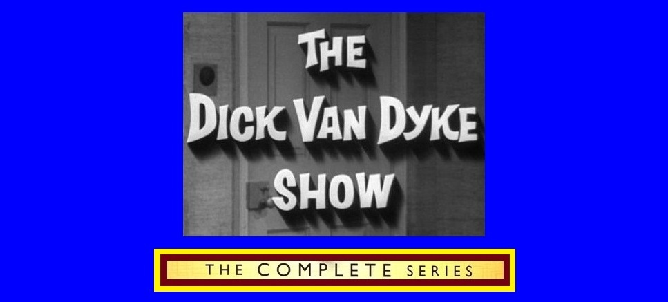 <center>DVD REVIEW: <br><i>THE DICK VAN DYKE SHOW: <br>THE COMPLETE SERIES</i> </center>