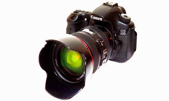 Harga dan Spesifikasi Camera Digital Canon EOS 60D Terbaru