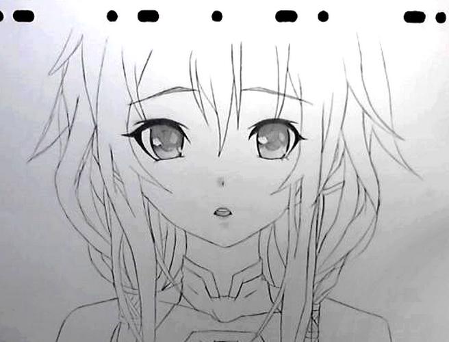 Pixel/Montages Inori+Catcradle+crayon