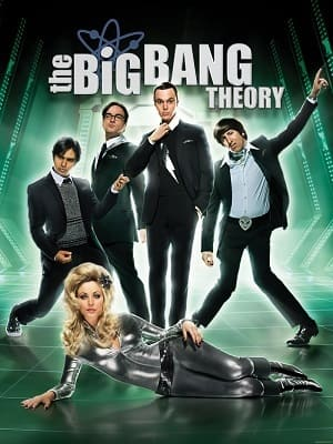 Série The Big Bang Theory - 4ª Temporada 2011 Torrent