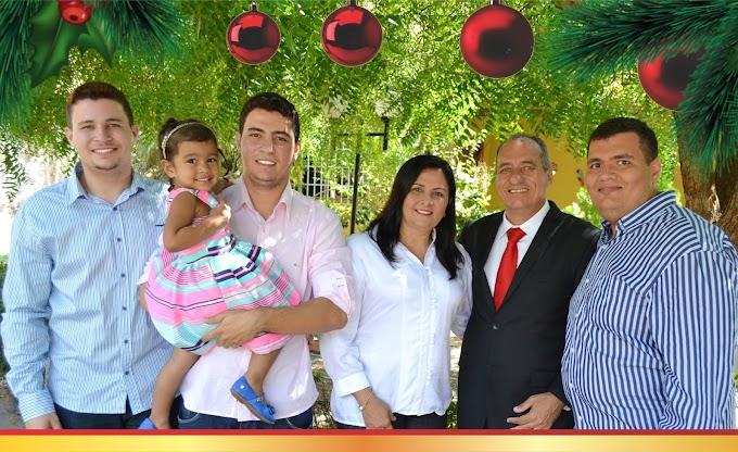 Prefeito Dr. Tinoco envia mensagem de Natal para população de Aldeias Altas