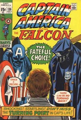 Captain America #139, John Romita
