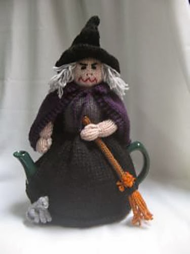 Free Knitting Pattern Witch Doll : The Knitting Needle and the Damage Done: Home Decor Can Be ...