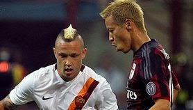 AC Milan vs AS Roma 2-1 Video Gol
