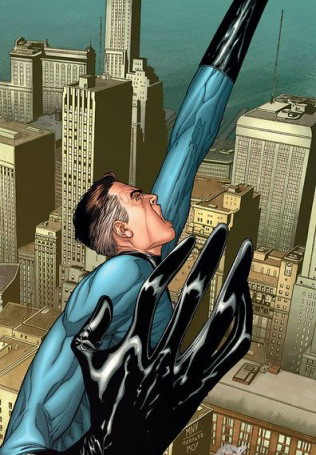 Mister Fantastic (Marvel Comics) Character Review - Fly