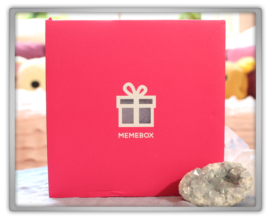 겟잇뷰티박스 by 미미박스 memebox beautybox # special #13 Cooling Care unboxing review preview box