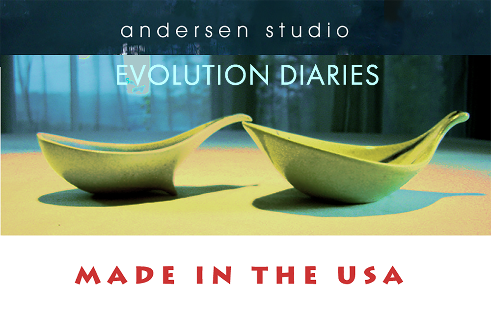 Andersen Studio Evolution Diaries