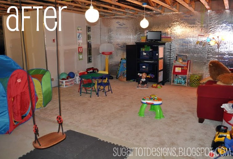 Sugartotdesigns Playroom Makeover