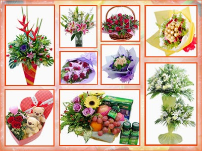 Online Flowers and Gifts shop with delivery