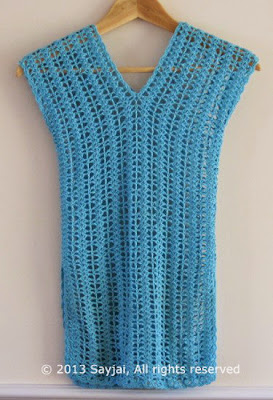Free Crochet Pattern Tunic Vest : Sayjai amigurumi crochet patterns ~ K and J Dolls / K and ...