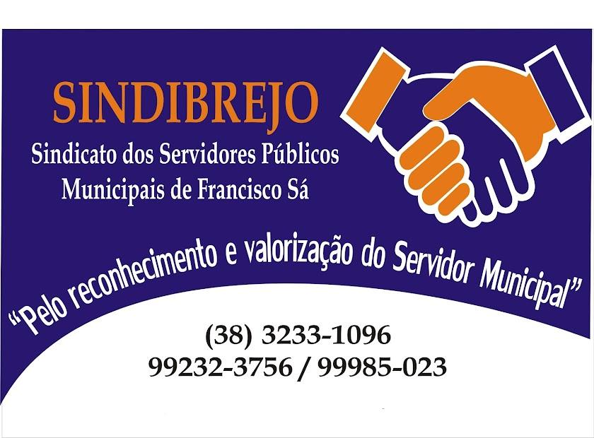 SINDIBREJO - SINDICATO DOS SERVIDORES PÚBLICOS MUNICIPAIS DE FRANCISCO SÁ