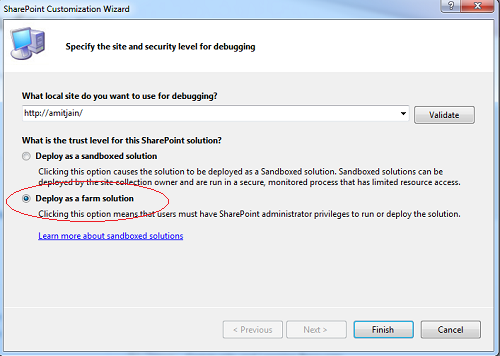 Forms Based Authentication SharePoint