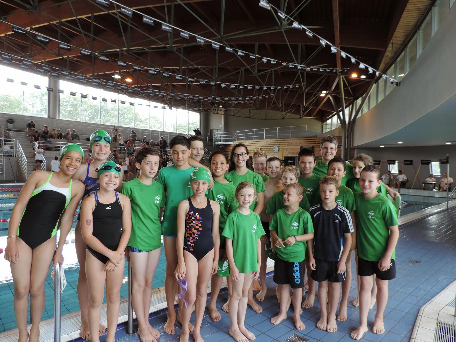 Les derni res nouvelles ecn club de natation ecn for Horaire piscine fougeres
