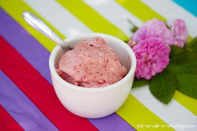 DIY lody owocowe dla dzieci, z owoców