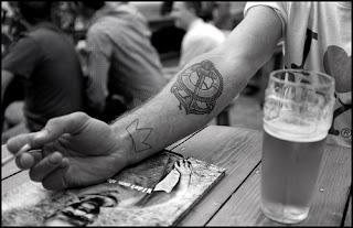 Fotos tatuagens masculinas no braço