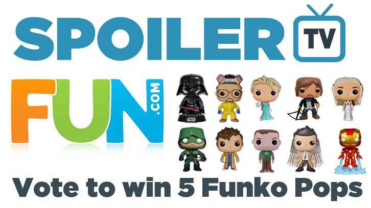 COMPLETED: Giveaway: Vote to win 5 Funko POP figures from FUN.com - THE FINAL VOTE
