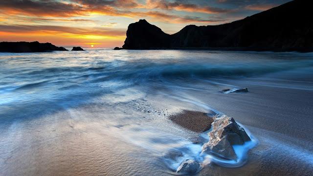 HD Coast Landscape