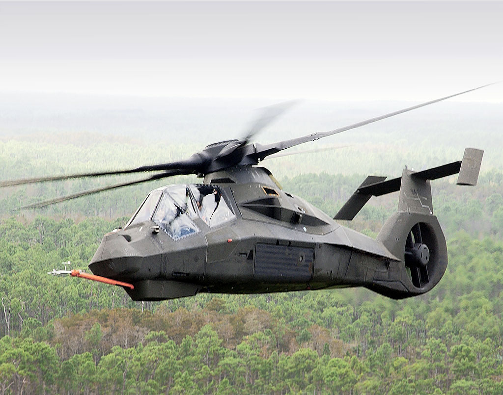 RAH-66 Comanche Light Attack Helicopter |Military Attack ...