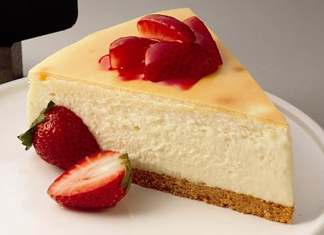 Healthy Intuitions: Easy Homemade Cheesecake Recipe