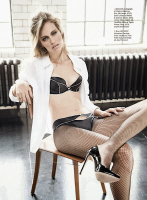 Stephanie Cherry HQ Pictures Cosmopolitan UK Magazine Photoshoot February 2014