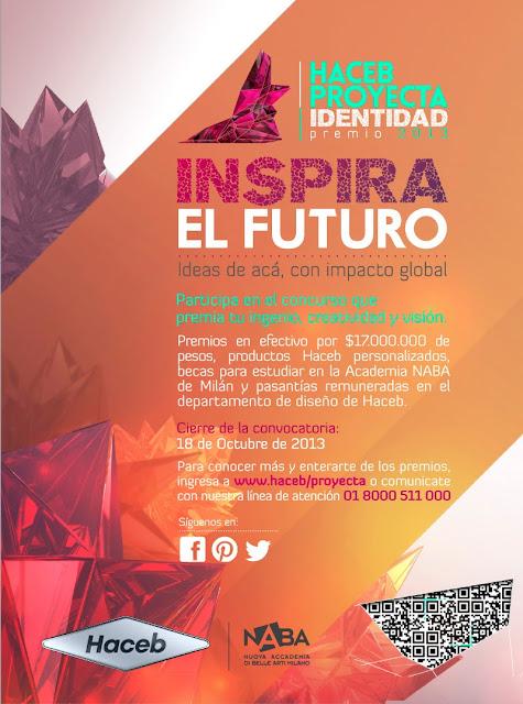concurso diseño Haceb  Colombia