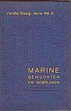 Marine Gewoonten en Gebruiken