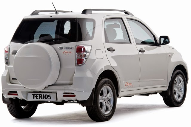 Specifications and Latest Price Daihatsu Terios 2015