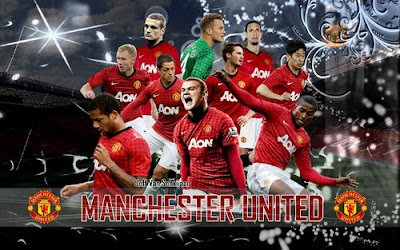 Manchaster United 2013 vs aston vila 3 o