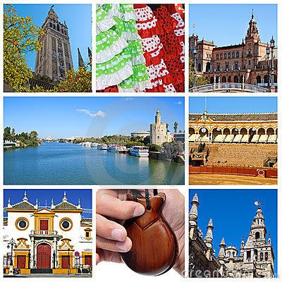Sevilla, hermosa ciudad al sur de Andalucia