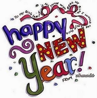 SMS Kata Ucapan Selamat Tahun Baru 2014 terbaru